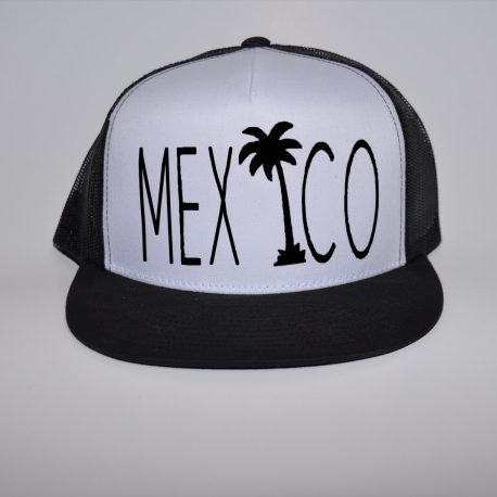 Black Hat Mexico Palm Black