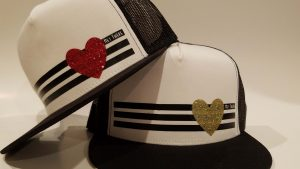 Pretty-much-gone-custom-snapback-hats-heart-love-3