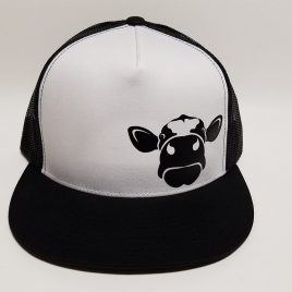 Pretty Much Gone Farm Life Cow Hat