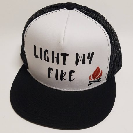 Pretty Much Gone Light My Fire Hat
