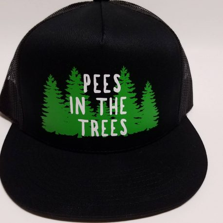 Pretty Much Gone Pees in the trees (2)