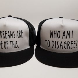 Pretty-much-gone-custom-snapback-hats-couples-sweet-dreams