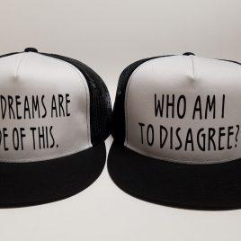 Pretty-much-gone-custom-snapback-hats-couples-sweet-dreams